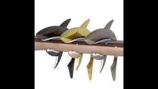 Shark Zinc Alloy Spring Capo for Acoustic and Electric Guitar