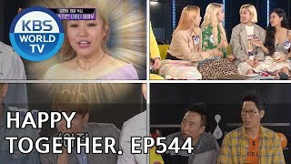 Happy Together I 해피투게더 - Jessi, SHINee, Mamamoo, Ahn Hyunmo, etc [ENG/2018.07.12]