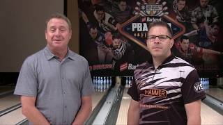Bowling Tips from the Pros with Randy Pedersen - Bill O'Neill on the Pre-Shot Routine