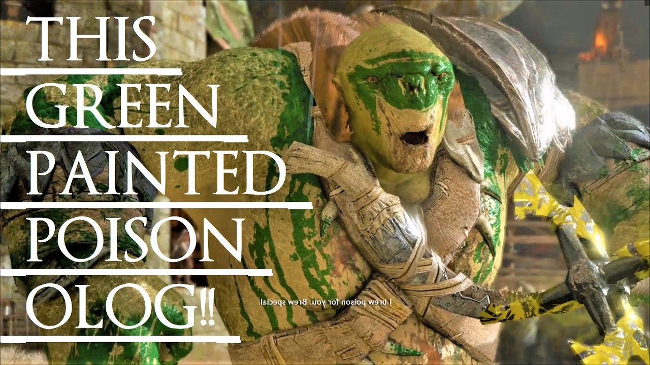 Ninja Turtle Quotes Shadow Of War Middle Earth™ Unique Orc Encounter & Quotes 56