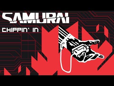 Cyberpunk 2077 — Chippin' In by SAMURAI (Refused)