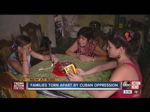 Being Cuban-American: Families torn apart by Cuban oppression