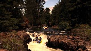 Farmlands Rafting Trip - White Salmon River - Wet Planet Whitewater