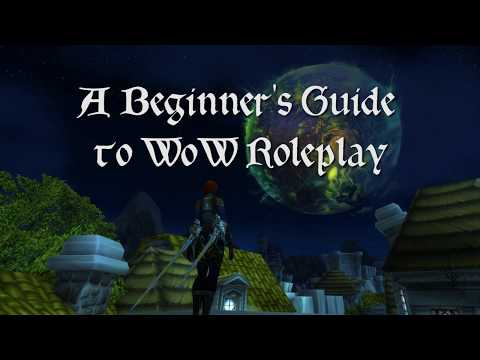 A Beginner's Guide to WoW RP