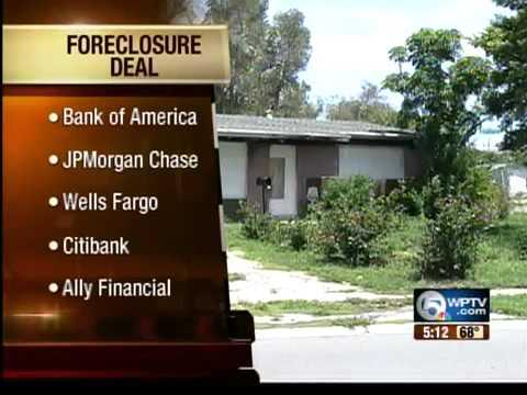 Florida joins national foreclosure settlement