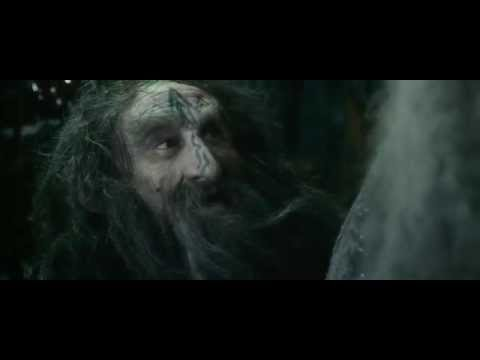 The Hobbit The Desolation of Smaug Deleted Scene - Sauron kills Thrain Full HD