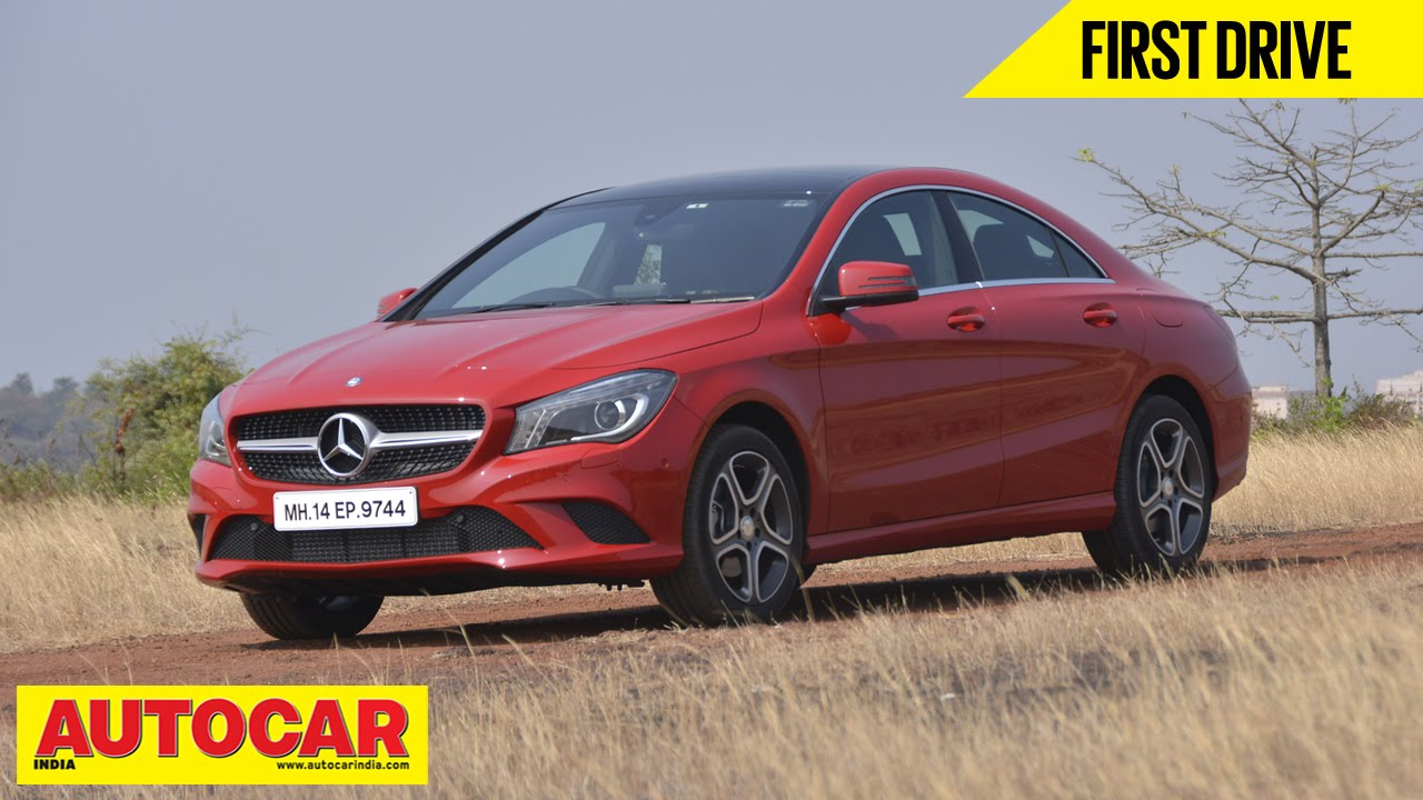 2015 Mercedes Benz Cla Class First Drive Video Review