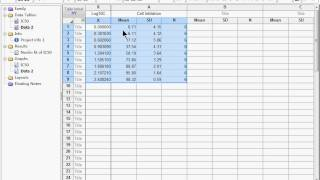 科研数据处理015_计算IC50