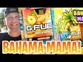NEW G-Fuel ROMAN ATWOOD'S BAHAMA MAMA First Look AND Taste Test! - WITH G-FUEL 2GO SCOOPER