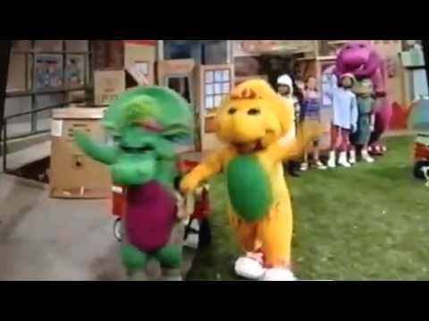 Baby Bop and BJ leave from Sharing is Caring  YouTube