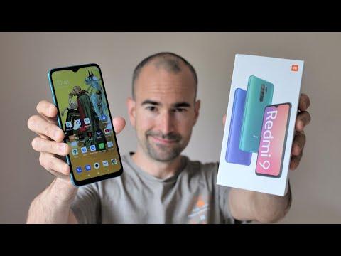 Xiaomi Redmi 9 Unboxing