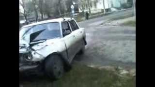 авария в Докучаевске