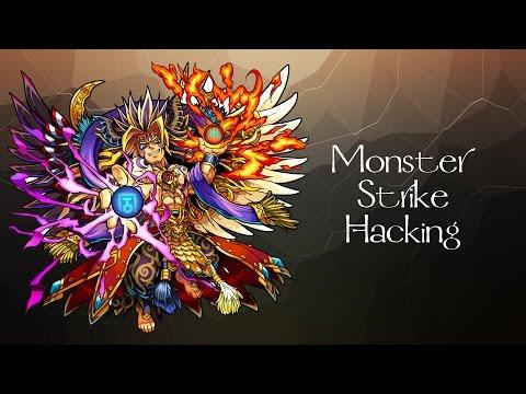 [Tutorial] Monster Strike Hacks/Cheats