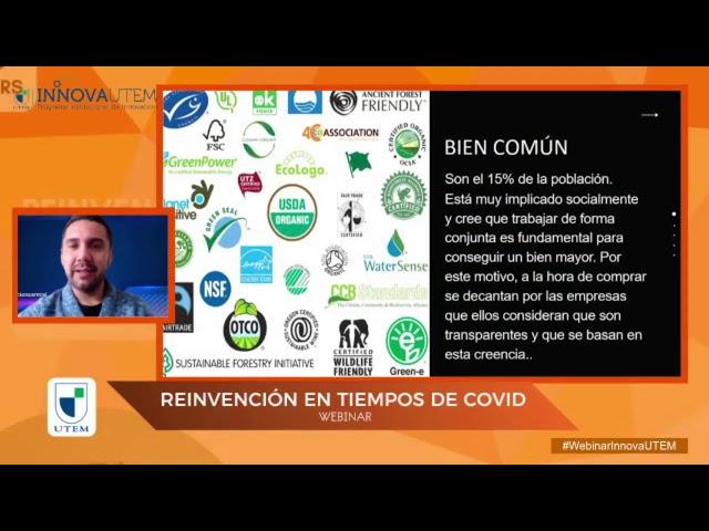 En Vivo - REINVENCIÓN EN TIEMPOS DE COVID - INNOVAUTEM