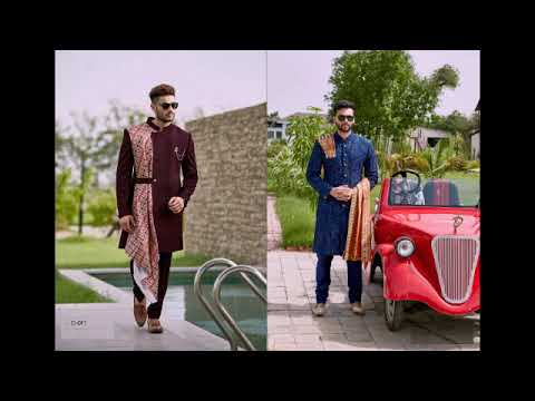 Indian Ethnic Wedding Sherwani and Indo Western Suits