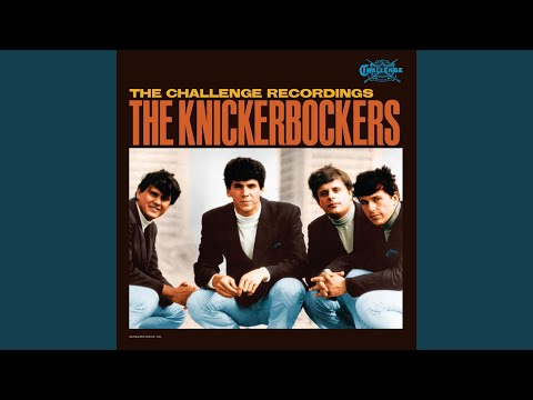 the knickerbockers i must be doing something right
