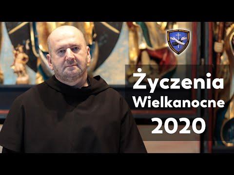 Życzenia na Wielkanoc 2020
