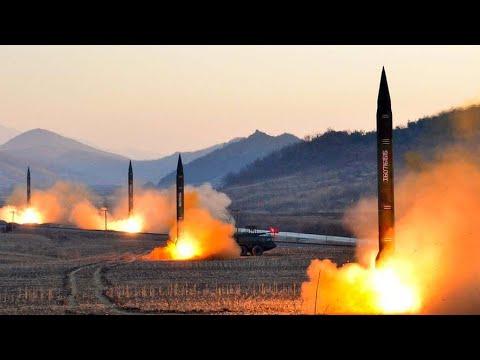 Два часа назад! Обстрел – база под огнем. США в шоке – началась война. Сбивать их – ракеты взлетели!