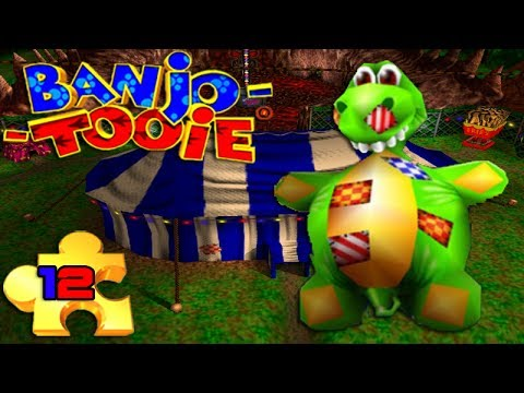 Let's Play (100%): Banjo-Tooie | Episode 12 - Circus Tricks