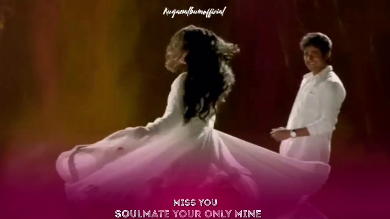 💕nee indri Naan 💕 best melody song  whatsapp status 🥰 Tamil love whats app status 💕 kuganalbum