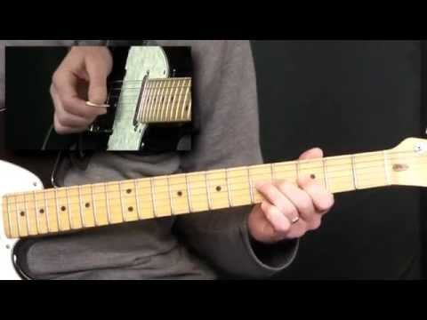 flirting with disaster solo guitar lesson 21 2