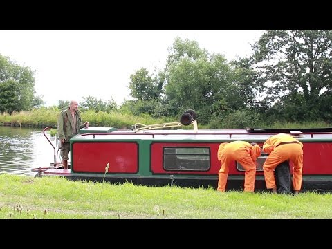 """Last Road """"Canal"""" S1E2 2016 - Zombies, Narrowboats, Canals, Soldier, Stephen K Amos"""