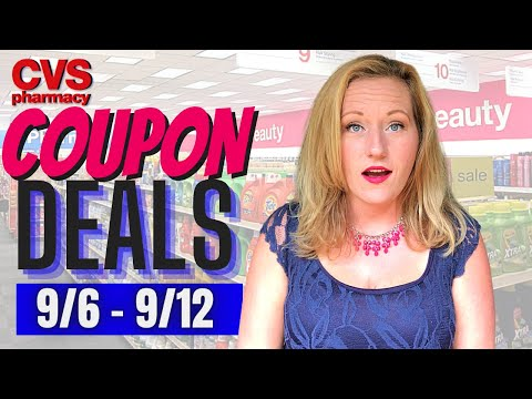 CVS Coupon Deals 9/6 – 9/12 | Free Medicine & Pads, Cottonelle & Scott Deal & More!