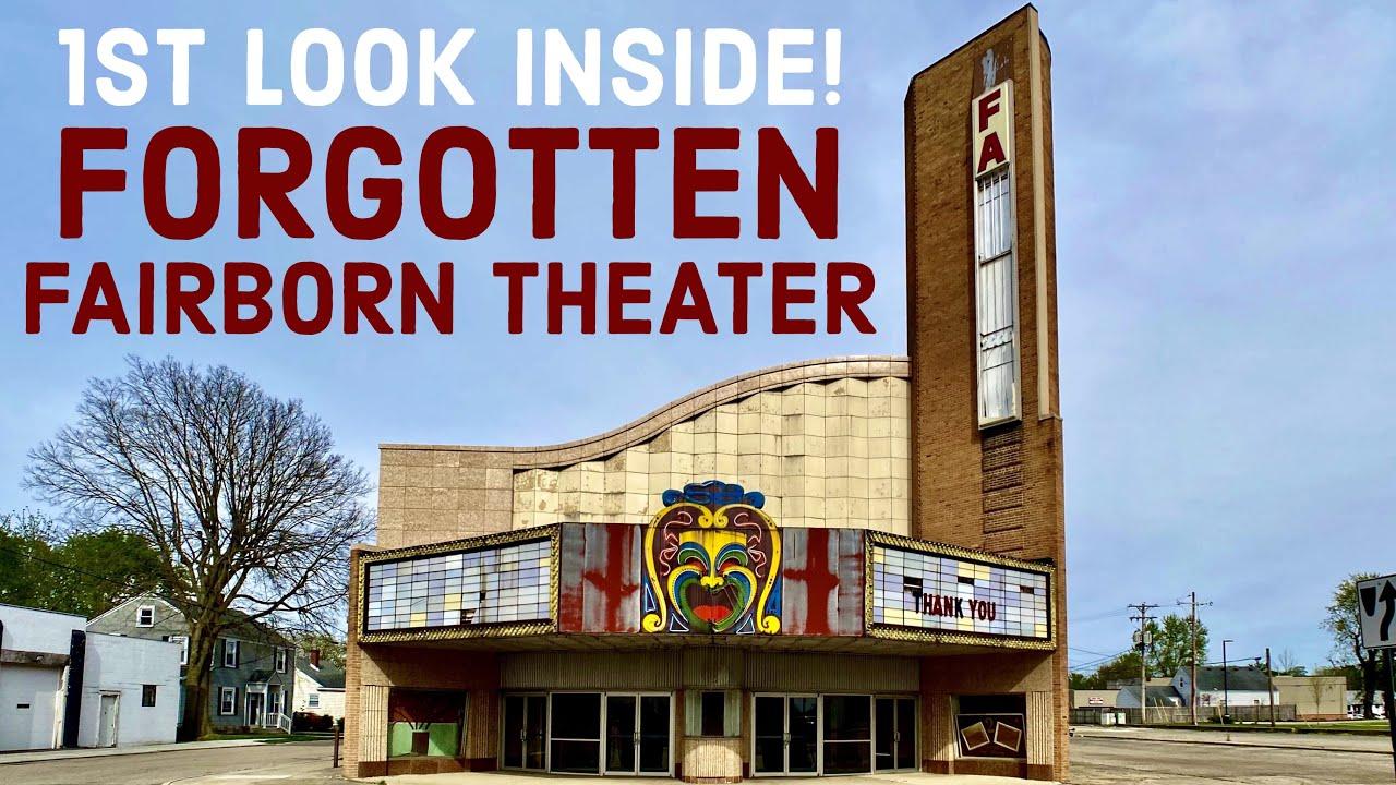 Saving the Abandoned Fairborn Theatre | Fairborn Ohio | Urban Exploring (2020)