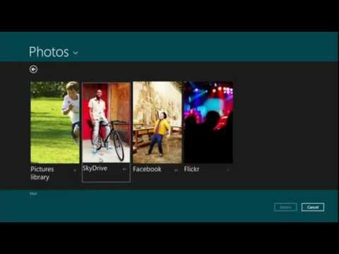 Windows 8 Consumer Preview- Demo User expo!