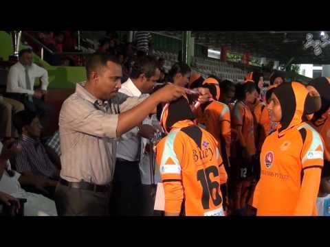 Women's football final: SUN vs MNDF