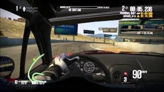 NFS SHIFT2 プレイ動画 Mazda MX 5 Miata @Autopolis Lakeside