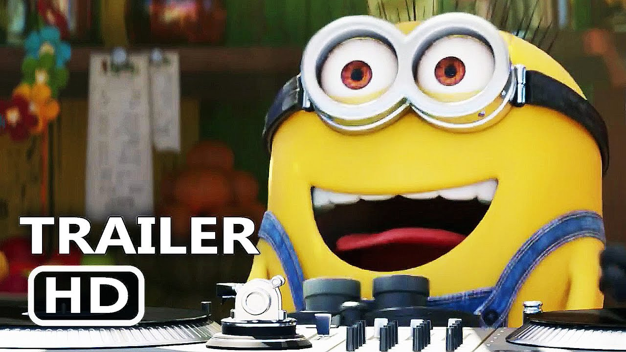 Despicable Me 3 Official Trailer 2017 Minions Animation