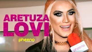 "Clipe de ""Joga Bunda"" terá influência de Lady  Gaga e Katy Perry, adianta Aretuza Lovi @ Pheeno TV"