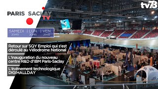 PARIS-SACLAY TV – Avril 2019