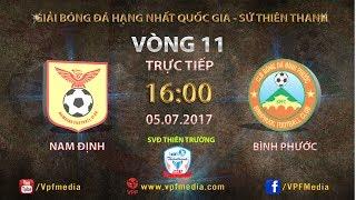 Nam Dinh vs Binh Phuok full match