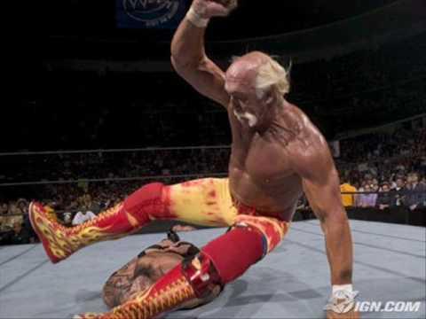 Hulk Hogan Rap Album - Hulk Rules!