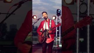 Andy Grammer - All Time Low - Belmont Stakes - 6.10.17