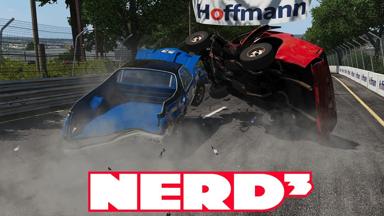 Nerdcubed Next Car Game