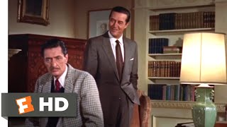 Dial M for Murder (1954) - Your Word Against Mine Scene (2/10) | Movieclips