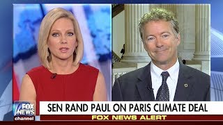 Sen. Rand Paul on Security and the Paris Agreement - May 23, 2017