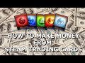 How to Make Money From Steam Trading Cards!