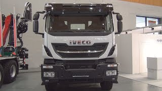 Iveco Stralis X-Way 480 6x2 Tractor Truck (2020) Exterior and Interior