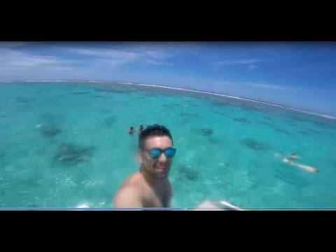 The Island of Rarotonga
