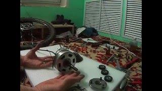 обзор,ремонт,улучшение китайского мотор колеса для электро велосипеда(в этом видео я расскажу о китайском бесколлекторном мотор редукторе (вело мотор колесо )на 250 wt. 36v. О проблем..., 2015-12-17T00:31:12.000Z)