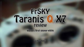 frsky taranis q x7 обзор на русском