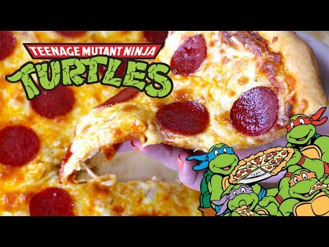 recette-pizza-tortues-ninja-i-tmnt-pizza-recipe-🍕-[eng/fr-subs]