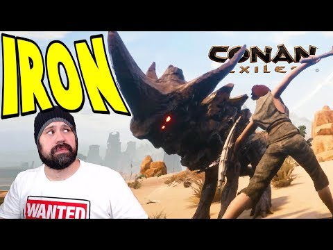 New Patch And Iron Location | Conan Exiles Gameplay | S02 E3