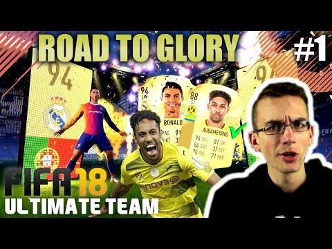 ES GEHT LOS!!! FIFA 18 Ultimate Team Road To Glory #1 (deutsch)