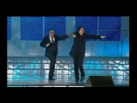 Карен Аванесян и Гия Гагуа. Я грузин, ты армянин ! (2009г)