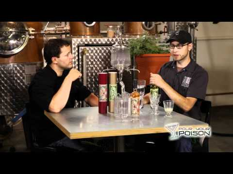 Absinthe Explained, How To Serve Absinthe And A Brief History Of Absinthe With Mike From GLD